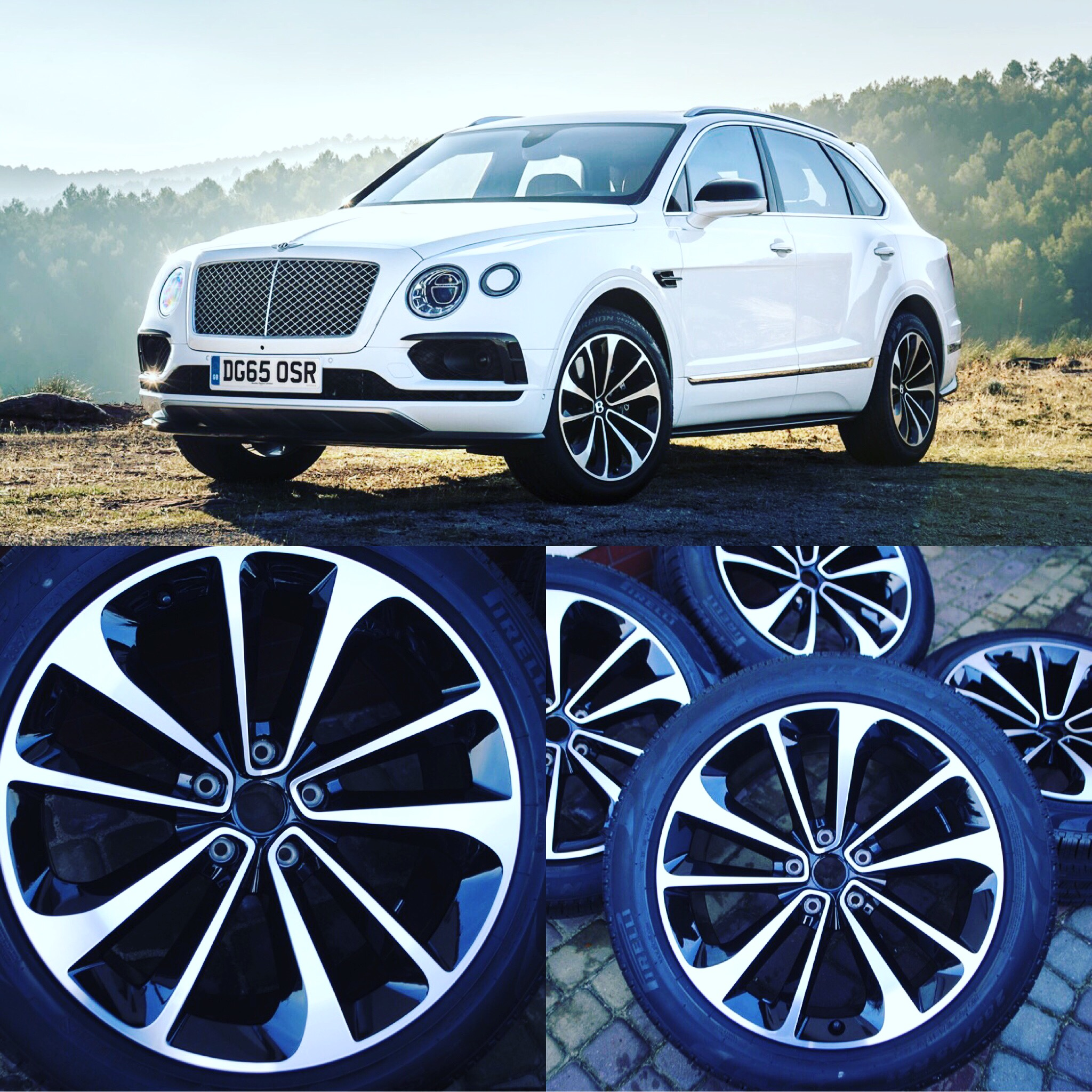 Диски Bentley Bentayga