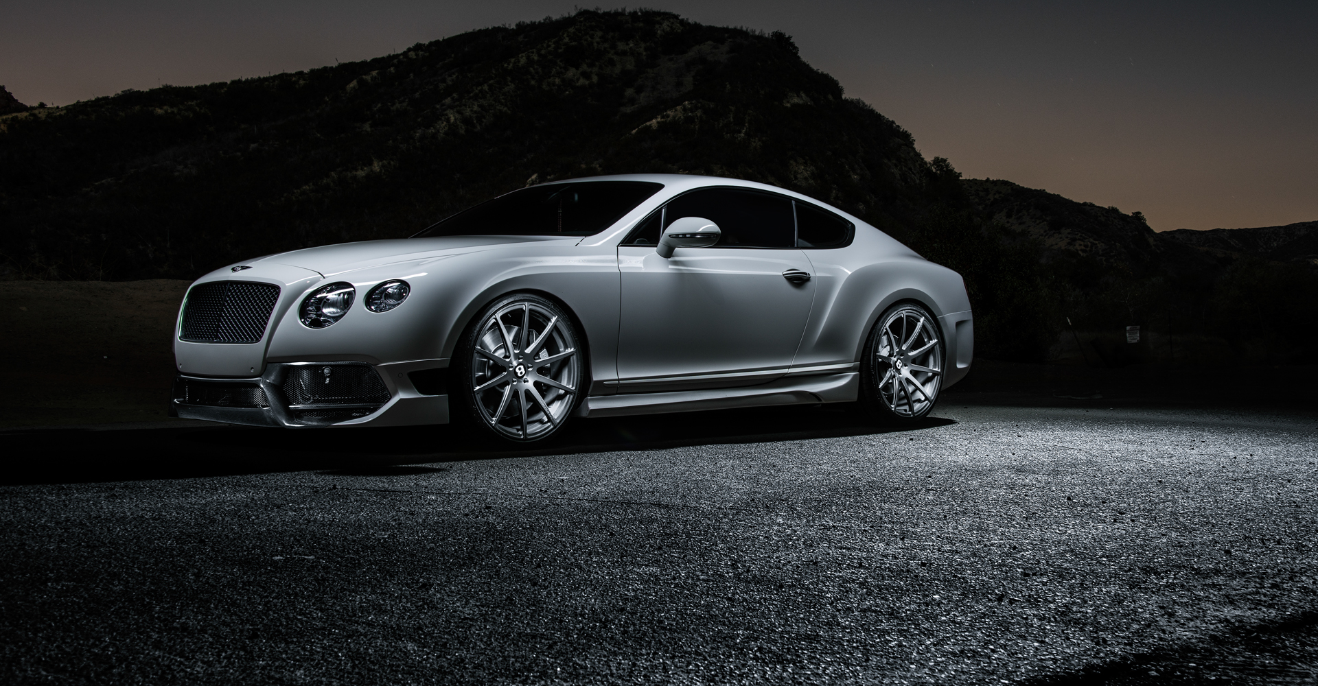 Тюнинг Vorsteiner Bentley